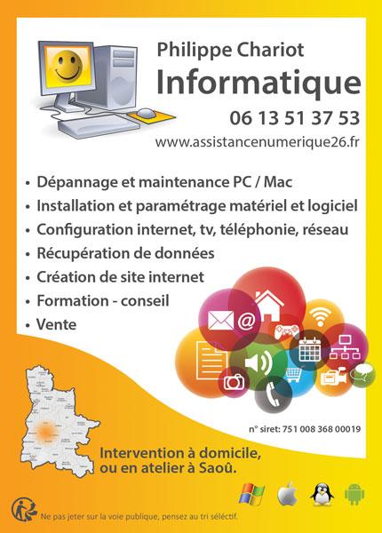 FLYER_PhilippeChariot_Informatique