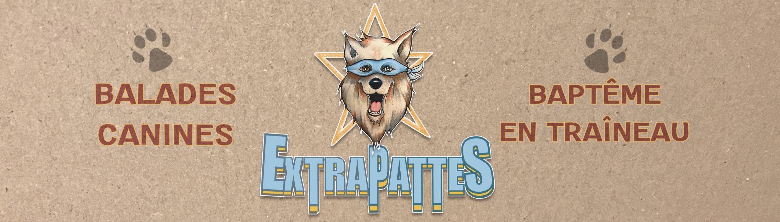 ExtraPattes : Balades canines et Baptêmes en traineau